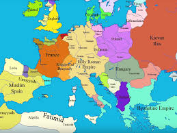 map of eurup showing europe s border change time business insider