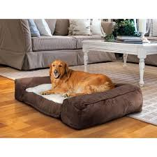luxury orthopaedic memory foam dog beds uk made free uk mainland