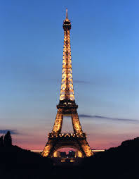 The Eiffel Tower by The Eiffel Tower In Numbers Feature Stories Tengrinews