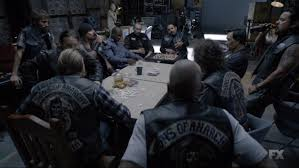 Sons Of Anarchy Meeting Table Sons Of Anarchy S7e12 Project Fandom