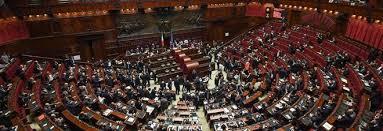 parlamento seduta comune camere convocate in seduta comune per eleggere giudice della