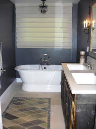 beautiful bathroom floors from diy network