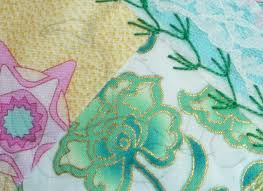 Fish Bone Stitch Embroidery Tutorials Kerrykatiecakes Bas Week 73 Raised Fishbone Leaves And Tutorial
