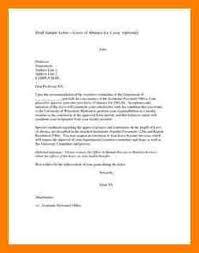 5 absent letter to sample cfo cover letter
