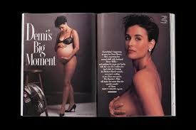 demi moore naked pics demi moore 100 photographs the most influential images of all time