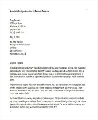 how to write a letter of resignation due to retirement 42 sle resignation letter template free premium templates