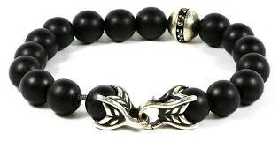onyx bracelet with diamonds images David yurman spiritual beads diamond bracelet tns diamonds jpg