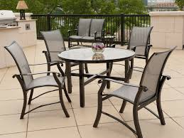 Patio Cafe Table And Chairs Tile Top Patio Table Sets Patio Decoration