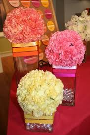 Carnation Flower Ball Centerpiece by 24 Best Flowers And Centerpieces Images On Pinterest Marriage