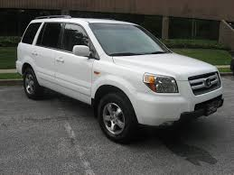 2006 honda pilot redesign review of internal features improvements