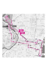 Marathon Route Map by What The Philadelphia Marathon U0027s Half Marathon Course Looks Like