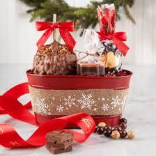 christmas gourmet baskets holiday gift basket ideas