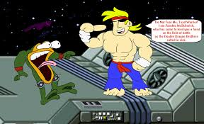Battletoads Meme - battletoads and rumble mcskrimish by the man of tomorrow on