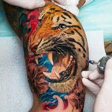 45 great tiger inspiration tatto inspiration