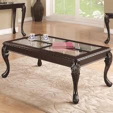 Glass Coffee Tables by Brown Glass Coffee Table Steal A Sofa Furniture Outlet Los