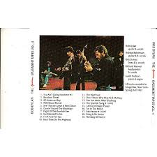 Bob Dylan Basement Tapes Vinyl by The Genuine Basement Tapes Vol 4 By Bob Dylan Cd With