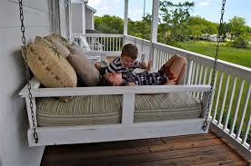 Daybed Porch Swing Daybed Porch Swing Plans Porch And Garden Oversized