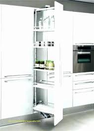 rangement coulissant pour cuisine rangement coulissant pour meuble de cuisine génial meuble cuisine