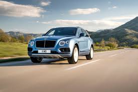 bentley bentayga 2016 bentley bentayga diesel 168mph and 35mpg evo