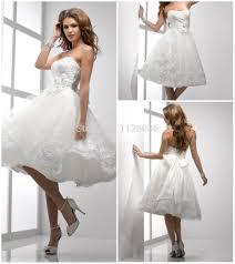 Short White Wedding Dresses White Wedding Dress Short 2016 Fashion Trends Fashion Gossip