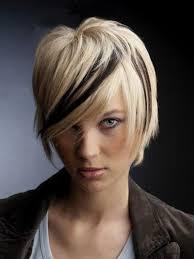 chunky short haircuts short hair chunky color hair tips juxtapost