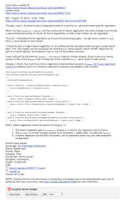 send html email notification for more compact presentation