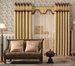 Living Room Curtain Design Latest Gallery Photo - Curtain design for living room