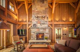 Timber Frame Home Interiors Timber Frame Homes Natural Element Homes