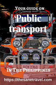 philippine tricycle png your guide on public transport in the philippines