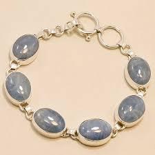 silver bracelet with stones images Bracelets pennyweights jpg