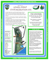 Map Of Seward Alaska by Lowell Point State Recreation Site