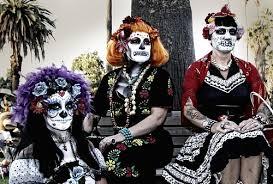 Dia De Los Muertos Costumes The Selling Of Día De Los Muertos In Los Angeles News Taco