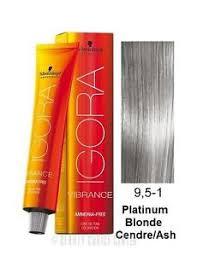 can you mix igora hair color schwarzkopf igora vibrance tone tone hair color 9 5 1 platinum