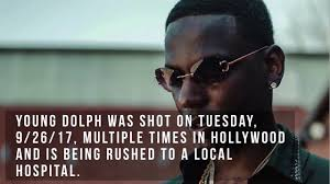 Couch Potato Tv Rapper Young Dolph Shot Multiple Times At Shoe Palace In Hollywood