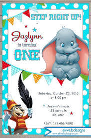 25 dumbo birthday party ideas circus party