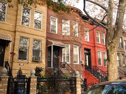 row houses a brownstone row house searching for its second act