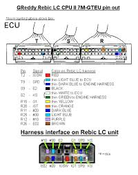 rebic lc wiring diagram or pin out required