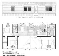 house of bryan floor plan b 5028 hawks homes manufactured u0026 modular conway u0026 little