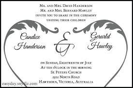 groom to wedding card wedding invitation sle wording and groom inviting
