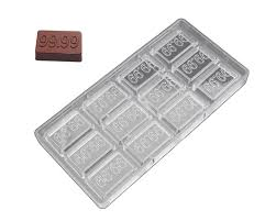 professional polycarbonate chocolate u0026 candy mold banker u0027s gold