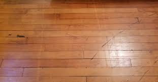 Hardwood Floor Scratches - how to remove or at least lessen scratches on hardwood floors