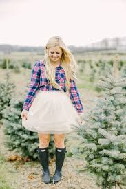 christmas tree farm with parris chic boutique u2014 love u0026 light