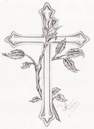 31 best cross outline tattoo designs images on pinterest celtic