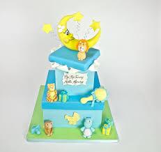 pretty baby shower cake ideas popsugar moms