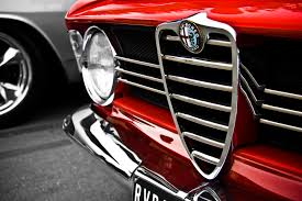 logo auto 2000 photo alfa romeo logo emblem red cars headlights closeup 3000x2000