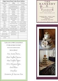maine bakery custom cakes pastries breads meals to go wedding