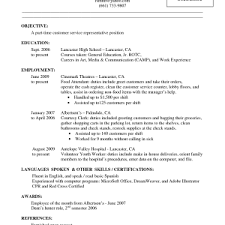 Cashier Resume Sample by Retail Example Resume Resume Examples For Retail Management Best