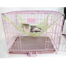 summer choice under chair cat hammock bed breathable air mesh cat