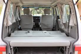 volkswagen eurovan camper krista rust 2002 vw eurovan westy weekender for sale