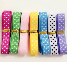 grosgrain ribbon bulk 3 8 7 yards lot 1 yards color nastro grosgrain fai da te arti